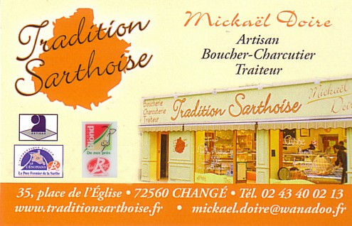 carte de visite tradition sarthoise 2012 ok